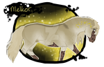 5547 Ngs Melkor   Saretto Stallion by theliondemon-kaimra