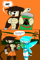 Jungle Rumble (or Fairy Repellent) by TRC-Tooniversity