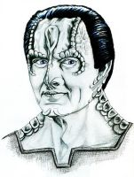 Plain, Simple Garak by vrekasht