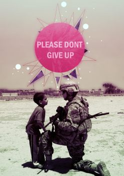Dont Give Up by CowboyFromHull