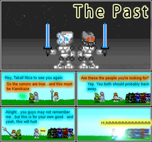 The Past: Part 4 by Color17