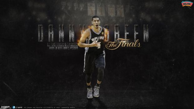 184. Danny Green by J1897