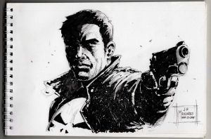 The Punisher by werder
