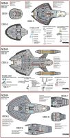 USS Nova Prototype - Fan Version by Sapiento