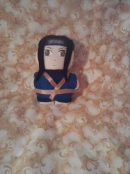Haku Mini Plushie by snowtigra