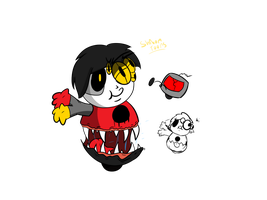 Underfell Nut by Shroomtoons