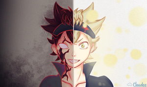Asta | Black Clover by JhyD