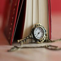 Time for a Book by sternenfern
