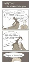 Inception - The Internet - by rainstop