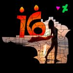 HAPPY 16th BIRTHDAY DEVIANTART by foureyes