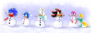 What a snowy day~ by Natsumi-Nyan