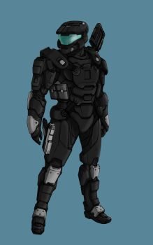 Spartan SPI [Commission] by ThomChen114