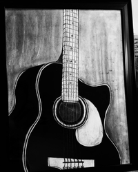 Instrument Comp - The Guitar by LadyJaney01