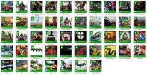 ADDITIONAL ICONS! 40+ Windows 8 Games Metro Icons! by FaySmash