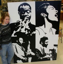 me louie billie trane and monk by Al-Sharptons-hair