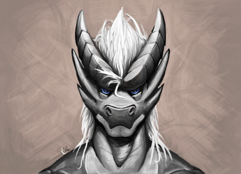 Look deeply into my eyes... (req by Deriaz at FA) by Gokuevp