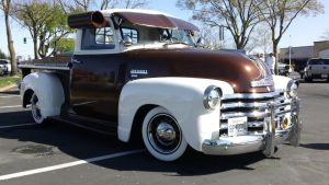 Lowrider Bombs Truck Chevy 3100 by anrandap
