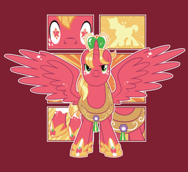 Princess Big Mac Hot Topic Shirt by xkappax