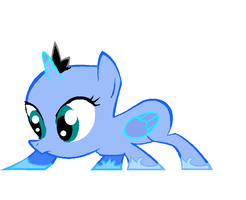 MLP Filly base: What's that? by xXxMLP-FiMxXx