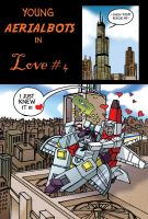 Young Aerialbots in Love 4 by Mentacle
