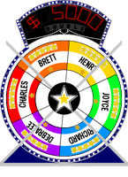 Star Wheel #3 $5,000 2 by mrentertainment
