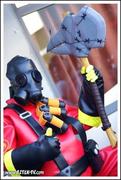 Epitanime - Team Fortress 2 by RedCathedral