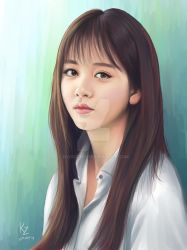 Kim So Hyun by kyouzins