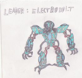 Electrobolt original by WimblesTheCreator