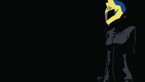 Celty Sturluson from DURARARA!! | Minimalist by matsumayu