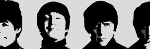 The Beatles by ARandomUserl-l