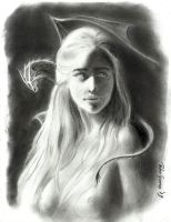 GoT - Daenerys Targaryen by peter-san