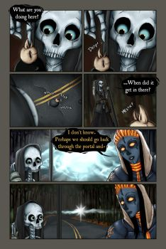 The Next Reaper | Chapter 6. Page 111 by JetDaGoat