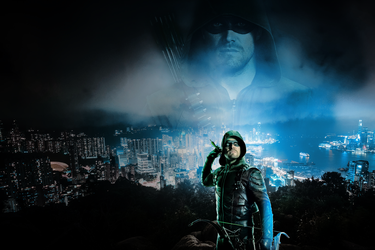 +Arrow Oliver Queen by foreverdepphead