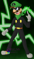 SPM: Green Thunder by PuppyLuver