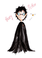 - Harry Potter - by Ciorane