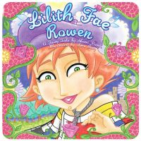 Lilith Fae Rowen - Children's book cover by krisagon