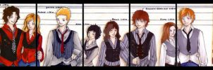The Cullens by Eastern-Banshee