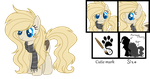 l + Ponysona + l Dusty by Mintoria