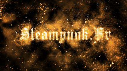 Steampunk.fr by standard2