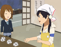 Tamako Market - Lost by markng1019