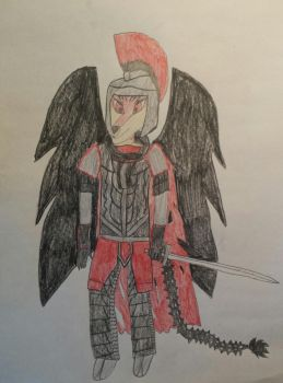 Archangel by lightningknight115