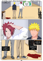 NaruSasu douji Pg 56 PhotoShoot by Cassy-F-E