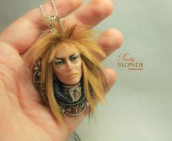 Jareth The Goblin King ( David Bowie ) by imge