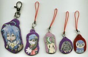 Keychains Nr8 by jentsukase