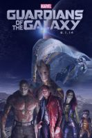 Guardians of the Galaxy movie poster by DComp