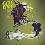 (closed!) Bayou Beast by The-Monster-Shop