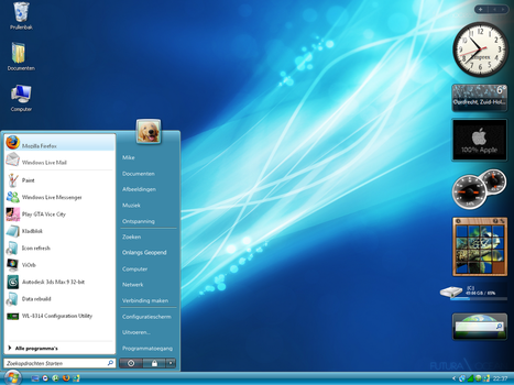 My Windows Live Desktop by emprex