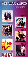 Top 10 TV Shows by Before-I-Sleep