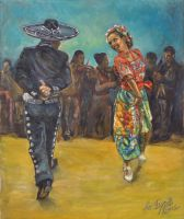 Mexican rhythms by Burov