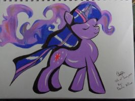 MLP - Twilight the Unicorn by DanteIncognito